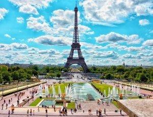 Мое первое самостоятельное путешествие в Париж
