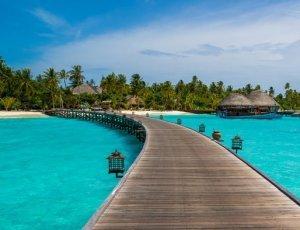 Самостоятельный райский отдых на Мальдивах с мужем