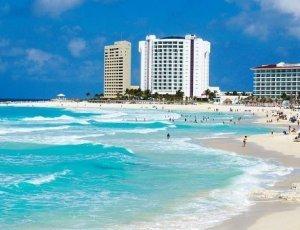 Пожалуй лучшее время для отдыха в Канкуне, Мексика