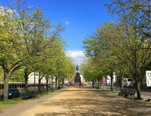 Улица Унтер-ден-Линден