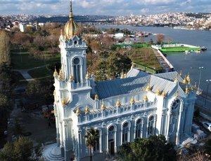Фото Болгарская церковь Святого Стефана
