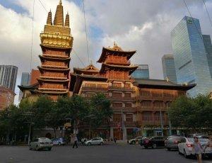Храм Цзинъаньсы