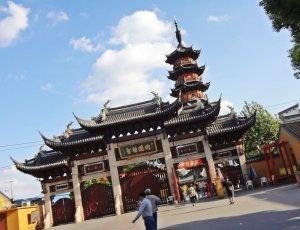 Храм Лунхуасы