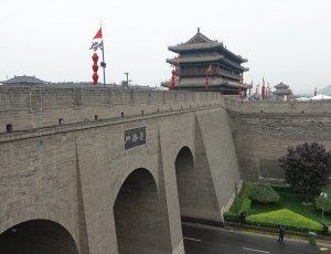 Сианьская городская стена