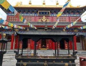 Храм Гуангрен