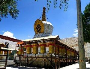 Монастырь Сера