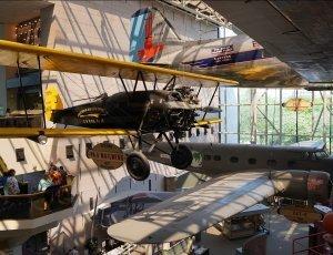 Фото Национальный музей воздухоплавания и астронавтики