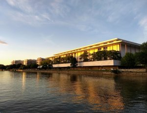 Центр исполнительских искусств имени Джона Кеннеди