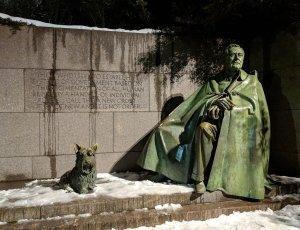 Фото Мемориал Франклина Делано Рузвельта