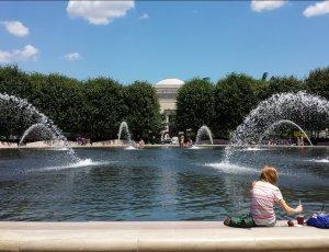 Национальная галерея искусств «Скульптурный сад»