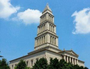 Фото Масонский национальный мемориал Джорджа Вашингтона