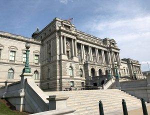 Фото Библиотека Конгресса США