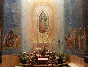 Базилика непорочного зачатия пресвятой Девы Марии