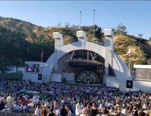 Концертный зал Голливуд-боул «Голливудская чаша»