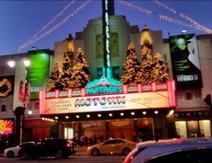 Голливудский театр Pantages