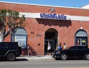 Театр импровизации «The Groundlings Theatre»