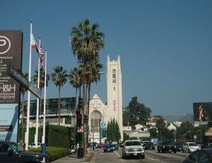 Голливудская объединенная методистская церковь