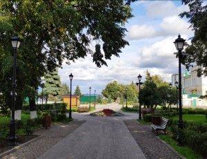 Сквер имени Константина Иванова