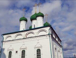 Фото Храм Архангела Михаила в Чебоксарах