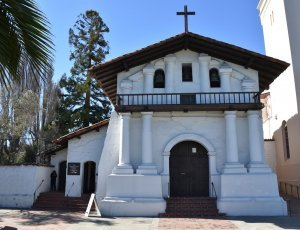 Фото Миссия святого Франциска Ассизского