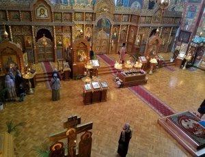 Кафедральный собор Холи Вирджин