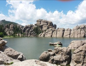 Озеро Сильван