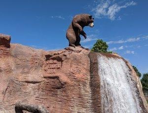 Парк дикой природы Bear Country USA