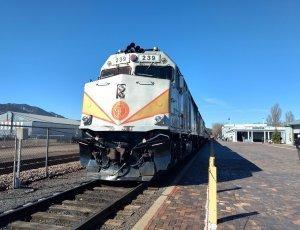 Железная дорога Гранд-Каньона