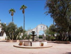Церковь Сан-Хавьер-дель-Бак