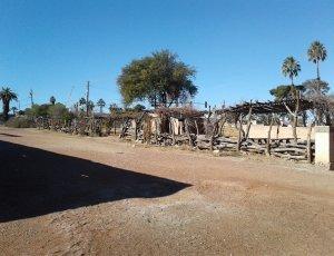 Исторический парк Старый Лас-Вегас Мормон Форт