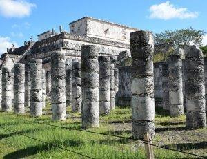 Фото Храм Тысячи колонн