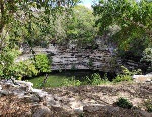 Cenote X'toloc