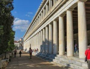 Археологический музей Стоя Аттала