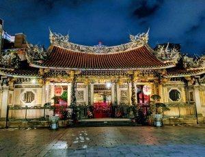 Храм Луншань