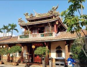 Храм Далонгдонг Баоань
