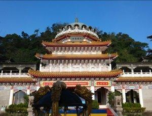 Храм Чжинань