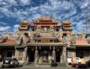 Храм Гуаньду