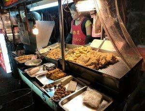 Ночной рынок Гунгуань