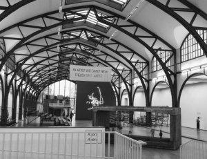 Гамбургский вокзал: Музей современности