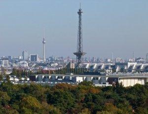 Фото Берлинская радиобашня
