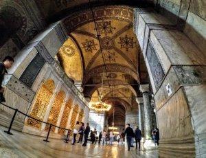Фото Цистерна Базилика в Стамбуле