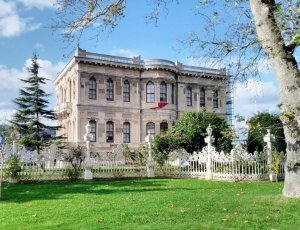 Дворец Кючюксу