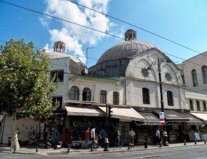 Большая общественная баня Çemberlitaş Hamamı