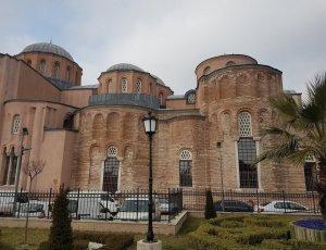 Монастырь Христа Пантократора (Мечеть Зайрек)