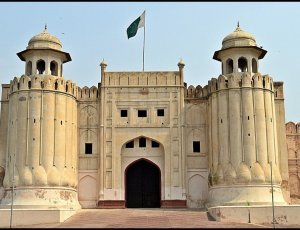 Лахорская крепость Шахи-кила