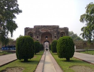 Гробница Джахангира