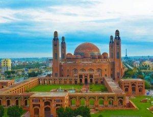 Большая мечеть Джамия
