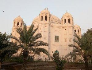 Гробница Анаркали