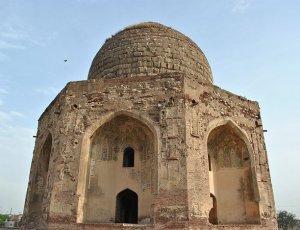 Гробница Асифа Хана