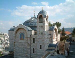 Церковь Святого Петра в Галликанту